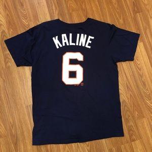 [Majestic] Detroit Tigers Kaline Shirt